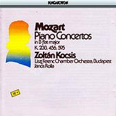 Mozart: Piano Concertos Nos. 6, 18 and 27 by Zoltan Kocsis