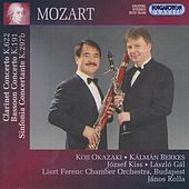 Mozart: Clarinet Concerto / Bassoon Concerto / Sinfonia Concertante, K. Anh. 9 by Various Artists
