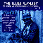 The Blues Playlist, Pt. 1 von Various Artists
