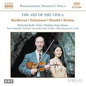 Viola (The Art Of The) by Heinrich Koll