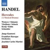 Handel: Hercules by Nicola Wemyss