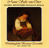 Handel / Monteverdi / Telemann / Roman by Anne-sofie Von Otter