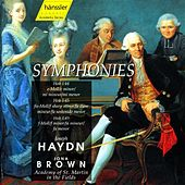 Haydn: Symphonies Nos. 44, 45, 49 by Academy of St. Martin in the Fields Orchestra