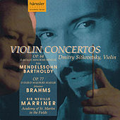 Mendelssohn: Violin Concerto in E Minor, Op. 64 / Brahms: Violin Concerto in D Major, Op. 77 by Dmitry Sitkovetsky
