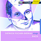 Bach, J.S.: Vocal Music (1953-1959) by Dietrich Fischer-Dieskau