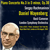Piano Concerto No. 3 in D Minor, Op. 30 by Basil Cameron