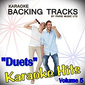 Karaoke Hits Duets, Vol. 5 by Paris Music