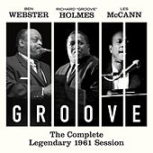 Groove: The Complete Legendary 1961 Session (Bonus Track Version) by Les McCann