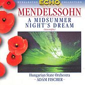 Mendelssohn: Midsummer Night's Dream (A) (Excerpts) by Various Artists