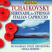 Tchaikovsky: Serenade for Strings / Capriccio Italien by Hungarian State Orchestra