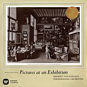 Mussorgsky: Pictures at an Exhibition by Herbert Von Karajan
