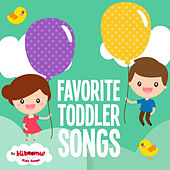 Favorite Toddler Songs by The Kiboomers