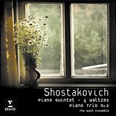 Shostakovich: Piano Quintet Op.57/Piano Trio no.2/Four Waltzes by The Nash Ensemble
