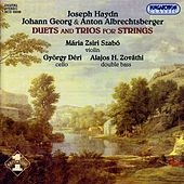Haydn / Albrechtsberger, J.G. / Albrechtsberger, A.: Duets and Trios for Strings by Maria Zs. Szabo
