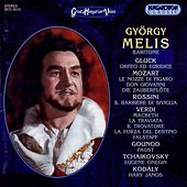 Melis, Gyorgy: Baritone Arias by Gyorgy Melis