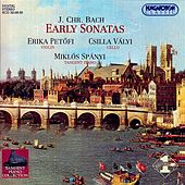 Bach, J.C.: Early Accompanied Keyboard Sonatas by Erika Petofi