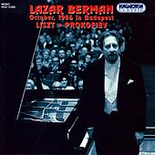 Prokofiev: Piano Concerto No. 1 / Liszt: Piano Music (Berman) (1956) by Lazar Berman