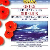 Grieg: Peer Gynt Suites / Sibelius: Finlandia / The Swan of Tuonela / Karelia Suite by Various Artists