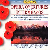 Opera Overtures And Intermezzos by Various Artists
