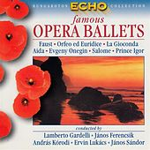 Famous Opera Ballets by Various Artists