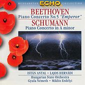 Beethoven: Piano Concerto No. 5 / Schumann: Piano Concerto in A Minor by Various Artists
