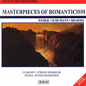 C.M. Weber: Gran Duo Concertante - R.Schumann: Fantastic Pieces - J.Brahms: Sonata in F Minor. Digital Masterworks. Masterpieces of Romanticism by Jürguen Demmler
