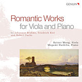 Romantic Works for Viola & Piano by Rainer Moog