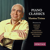 Piano Classics by Martino Tirimo