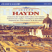 Haydn: Organ Concertos - Sinfonia Concertante by Various Artists