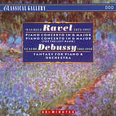Ravel: Piano Concerto in G Major - Piano Concerto in D Major - Debussy: Fantaisie pour Piano et Orchestre by Various Artists