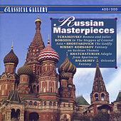 Russian Masterpieces by Various Artists