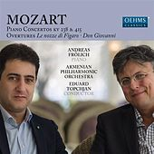 Mozart: Piano Concerti & Overtures by Various Artists