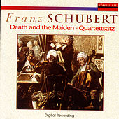 Franz Schubert: Death And The Maiden - Quartettsatz by Quartetto Amati