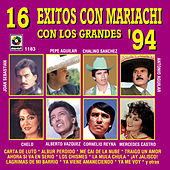 16 Exitos Con Mariachi Con Los Grandes by Various Artists