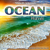 Ocean Waves Nature Sounds: Calm Relaxing Ocean Waves for Spa Meditation Studying and White Noise Sleep Aid by Ocean Waves