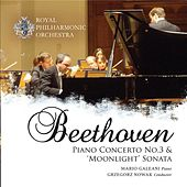 Beethoven: Piano Concerto No. 3 - 'Moonlight' Sonata by Mario Galeani