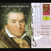 Beethoven: The Late Quartets by LaSalle Quartet