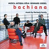 Bachiana I - Music by the Bach Family by Various Artists