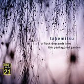 Takemitsu: Quatrain; A Flock descends by Various Artists