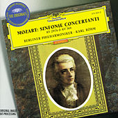 Mozart: Sinfonie concertanti by Berliner Philharmoniker