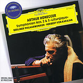 Honegger: Symphonies Nos.2 & 3 / Stravinsky: Concerto in D for String Orchestra by Berliner Philharmoniker
