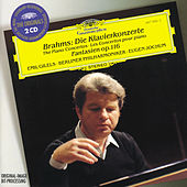 Brahms: The Piano Concertos; Fantasias Op.116 by Emil Gilels