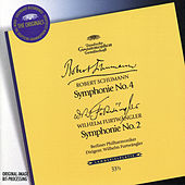Schumann: Symphony No.4 / Furtwängler: Symphony No.2 by Berliner Philharmoniker