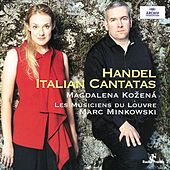 Handel: Italian Cantatas HWV 99, 145 & 170 by Various Artists
