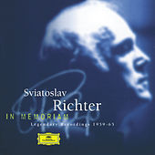 Sviatoslav Richter - In Memoriam by Sviatoslav Richter