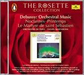 Debussy: Nocturnes; Printemps; Le martyre de Saint Sébastien by Orchestre de Paris