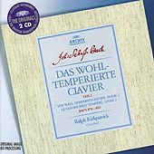 Bach: The Well-tempered Clavier, Book II by Ralph Kirkpatrick
