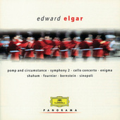 Elgar: Enigma Variations; Cello Concerto by Various Artists