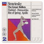 Stravinsky: The Great Ballets by Various Artists