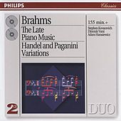 Brahms: The Late Piano Music by Various Artists